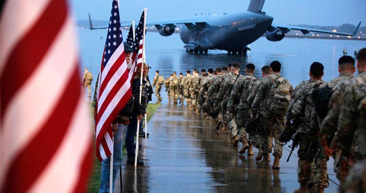 ABD 20 bin asker gönderecek!