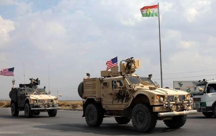 ABD'den Kürdistan'a yönelik kalıcı hamle!