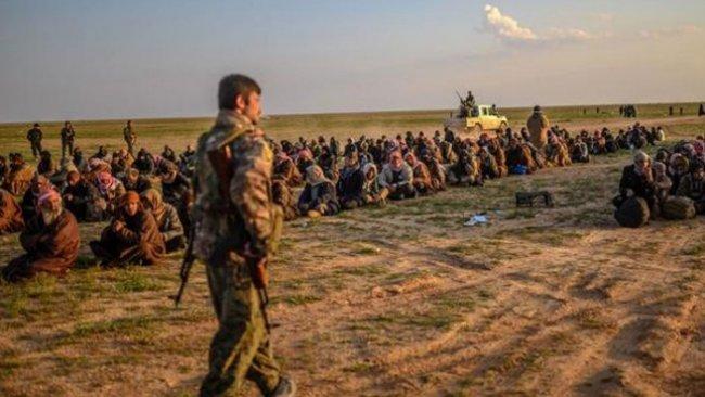 Rusya'dan DSG'nin kontrolündeki kamplara ilişkin iddia
