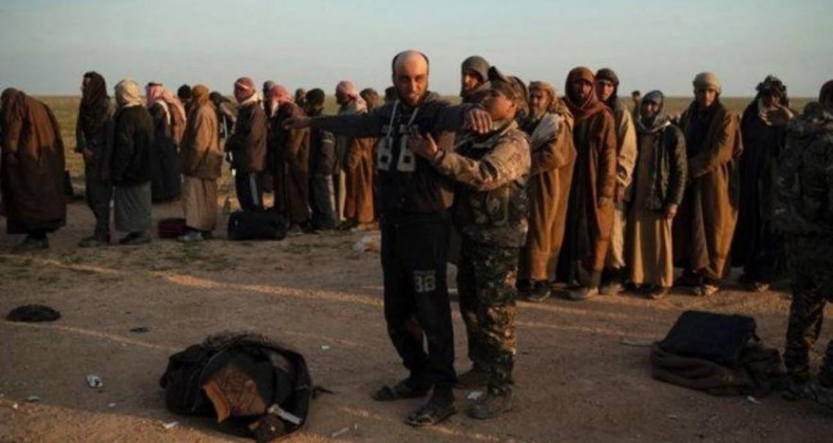 DSG, Rojava'da 34 IŞİD'liyi kefaletle serbest bıraktı