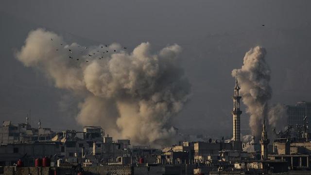 BM'den flaş İdlib açıklaması: Savaş suçu işlediler!