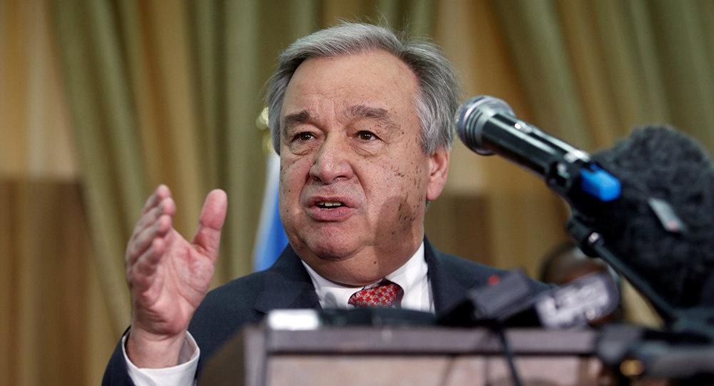 Guterres'ten Türkiye ve Esad rejimine çağrı: Son verin...