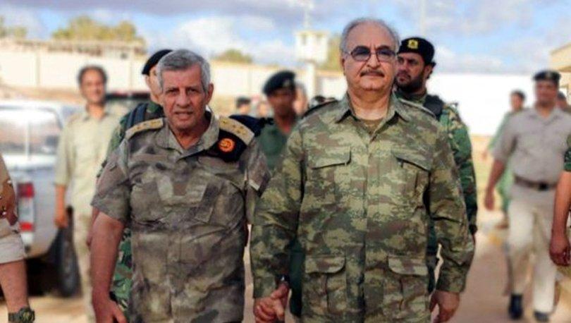 Hafter'den Türkiye ve Rusya'ya: Çağrıyı reddediyoruz