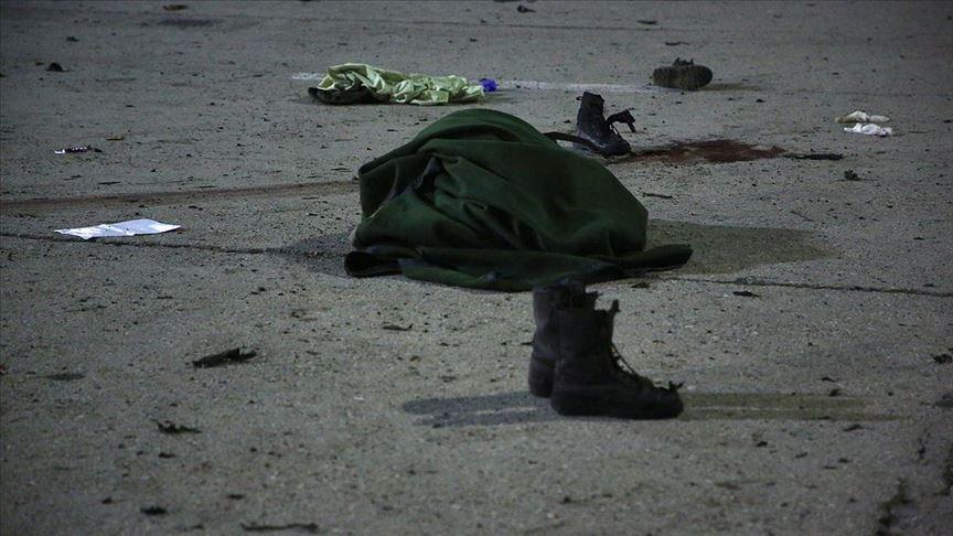Libya'da askeri okula saldırı: 30 ölü