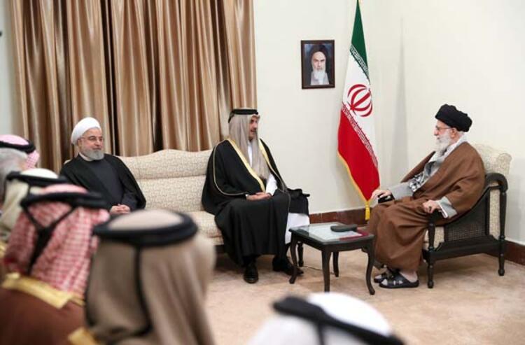 İran liderinden bölge ülkelerine işbirliği yapma çağrısı