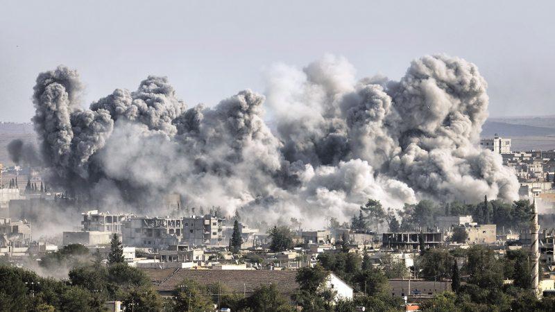 Suriye'de 2020'nin ilk ayında bin 201 kişi öldü...