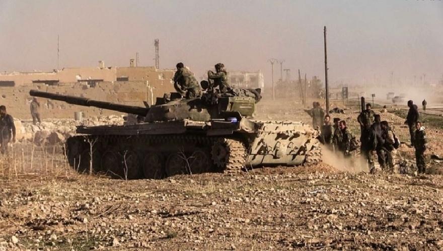 Rusya: İdlib'te militanlar tanklarla, Esad ordusuna saldırdı