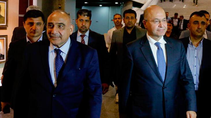 Abdulmehdi'nin yerine 3 isim belirlendi: Salih, birini seçecek