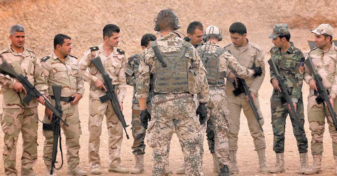 Koalisyon Erbil'de yeni bir tim kuruyor