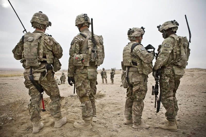 Koalisyon güçleri Irak'taki faaliyetlerine tekrar başladı