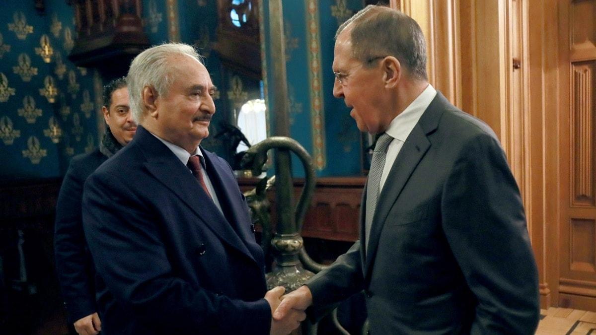 """""""Libya konferansının sonucuna göre askeri müdahale çözüm değil"""""""