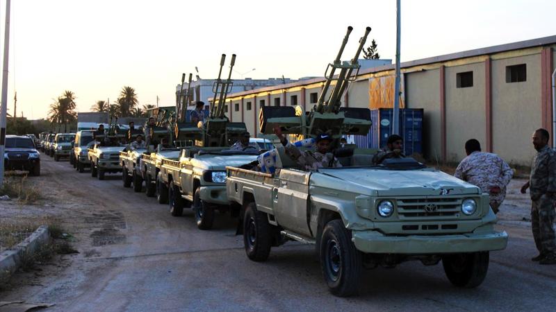 Libya savaşında flaş gelişme: Kontrolü sağladılar