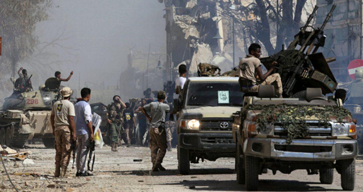 BM'den Libya eleştirisi: Ateşkesin sadece adı var...
