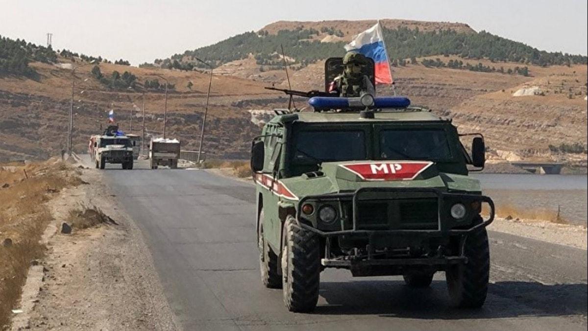 ABD'li komutan:  Ruslar Suriye'de bizi test ediyor