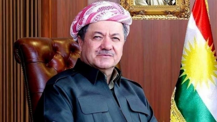 Başkan Mesud Barzani: Tüm sevenlerin başı sağolsun!