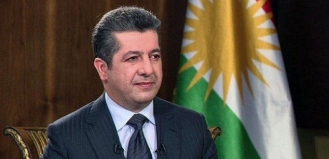 Barzani'den Kürdistan Yazarlar Birliği'ne kutlama mesajı