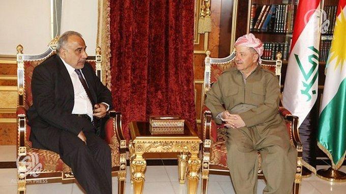 Başkan Barzani ve Irak Başbakanı telefonda görüştü
