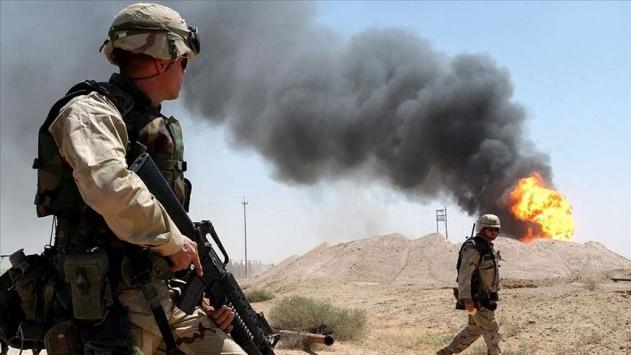Musul'daki ABD askeri üssüne havan topları ile saldırı