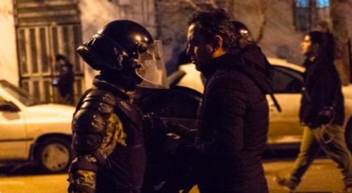 Devrim Muhafızları sokağa indi: İranlıların tepkisi yükseliyor!