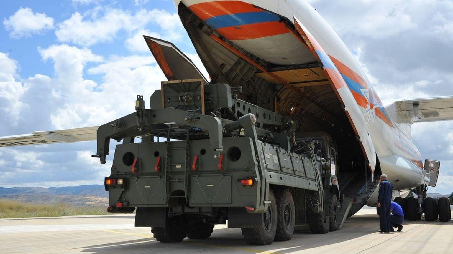 Pentagon: Türkiye, S-400'den vazgeçmeyi reddetti