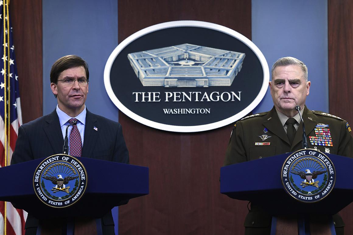 ABD'den Irak açıklaması: Çekilmiyoruz öyle bir planımız da yok!