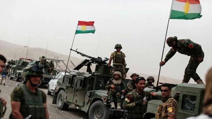 ABD Peşmerge'ye askeri desteğini artırdı: Zırhlı araçlar yolda