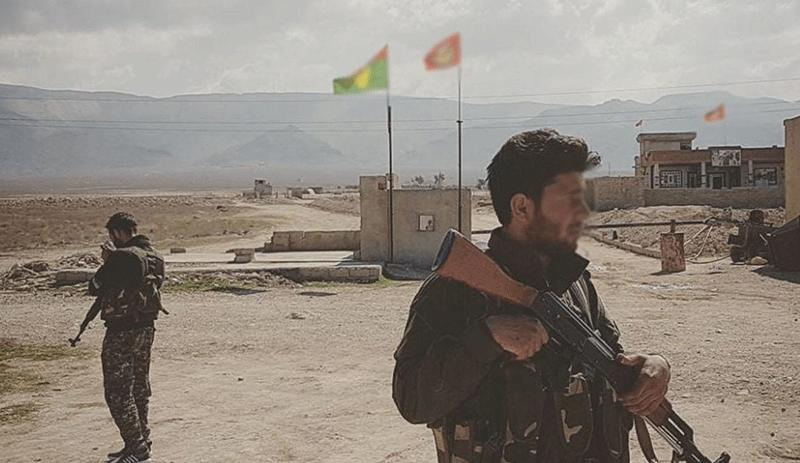 Şengal   Peşmerge: PKK, üslerinin yarısını boşalttı