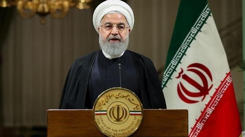 İran | Ruhani'den ABD'ye sert sözler