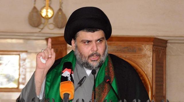 Mukteda Sadr: Irak halkı tehdit içinde