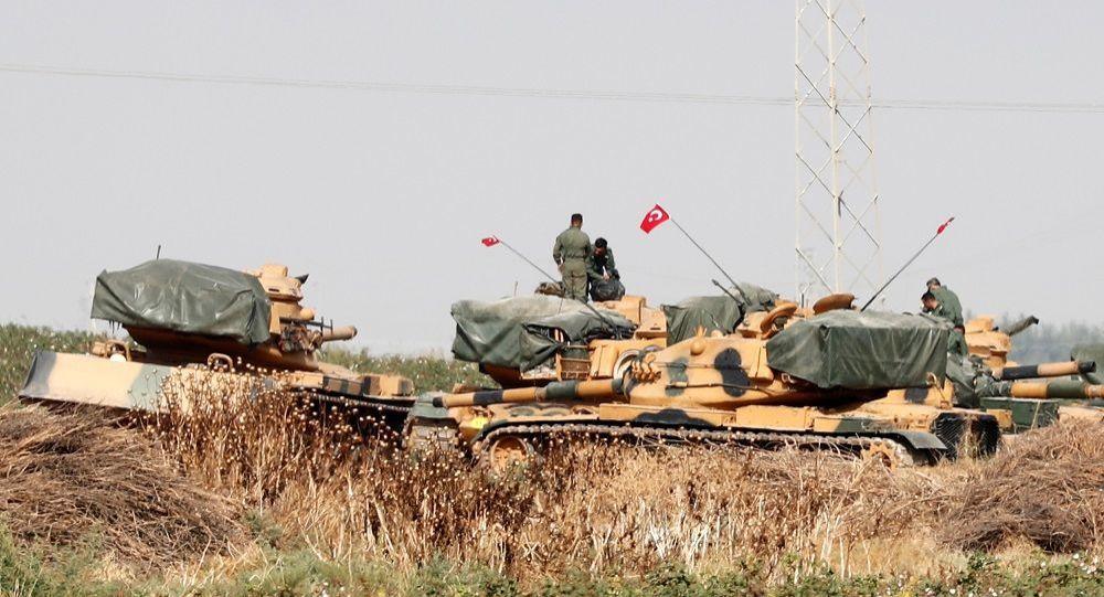 SANA: Türkiye Kürt kentinin demografisini değiştiriyor