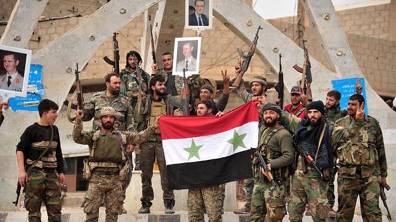 Rusya: Suriye rejimi, militanlara karşı taarruza başladı