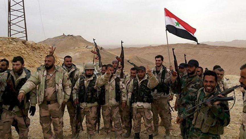 Esad ordusu, İdlib merkezine ilerliyor: 2 bölge ele geçirildi