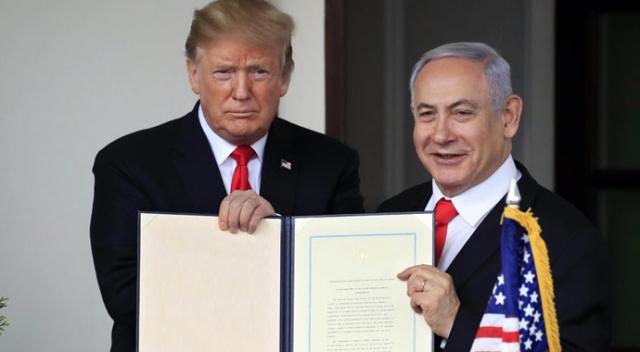 Trump, Orta Doğu barış planını açıklayacak...