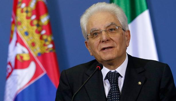 İtalya Cumhurbaşkanı'ndan AB'ye çağrı