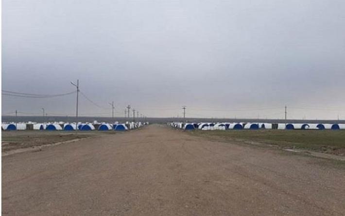 Irak yönetiminden tepki uyandıran adım: Şengal'de IŞİD kampı