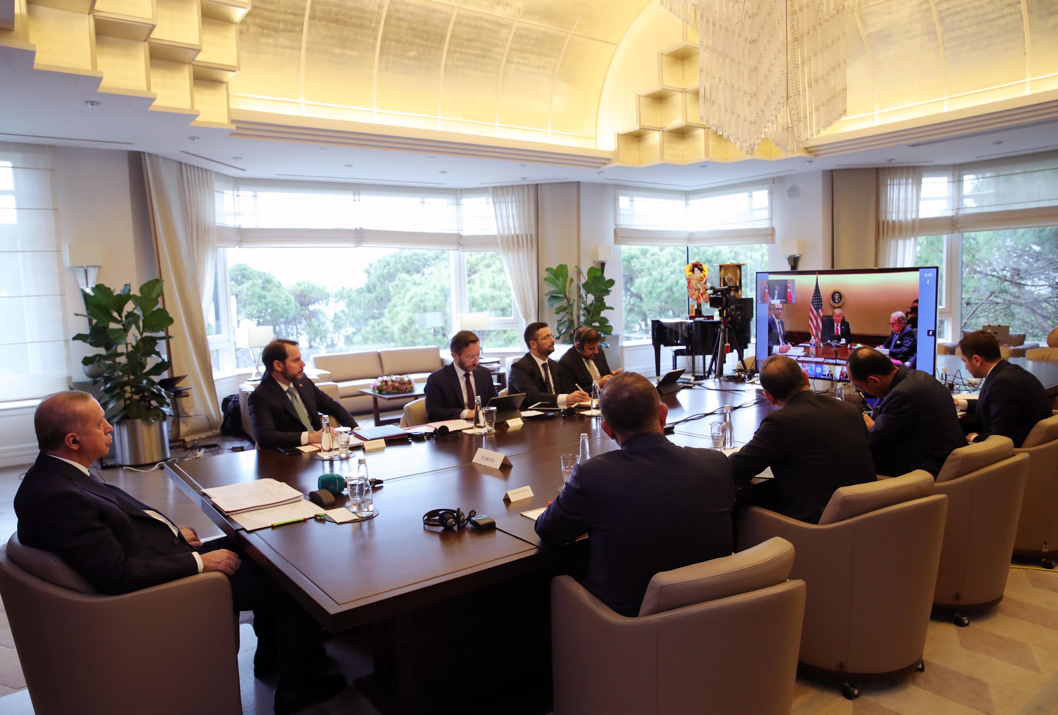 G20 Liderler Zirvesi sona erdi: Gündem Covid-19...