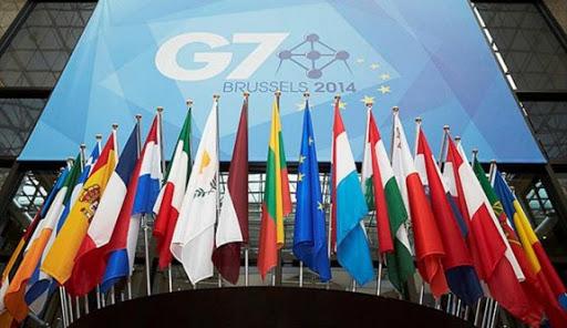 G7 zirvesinde gündem Covid-19'un ekonomiye etkisi