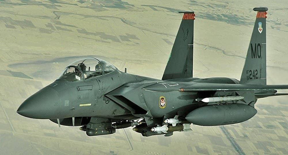 ABD hava saldırısı ile vurdu: Bu yaptığımız ilk saldırıydı!