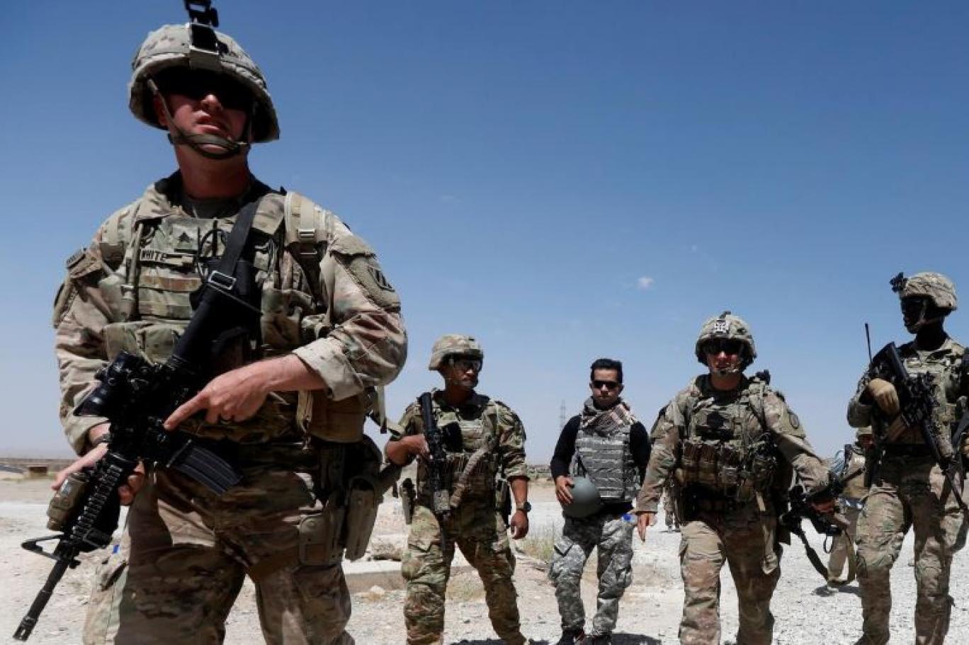 Saldırı sonrası ABD'den dikkat çeken adım: Özel gücünü Irak'a gönderdi