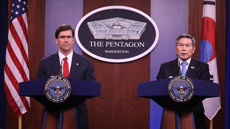 Salgın askeriyeyi de vurdu: ABD ve Kore'den salgın kararı