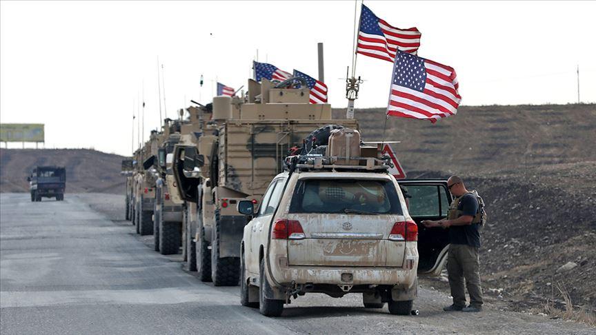 Rojava   ABD askerleri, Rus konvoyunu durdurdu
