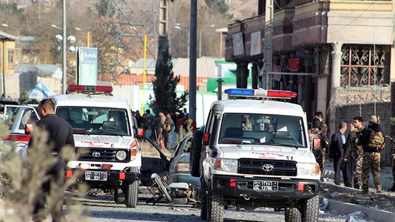 Anma törenine silahlı saldırı: Taliban üstlenmedi