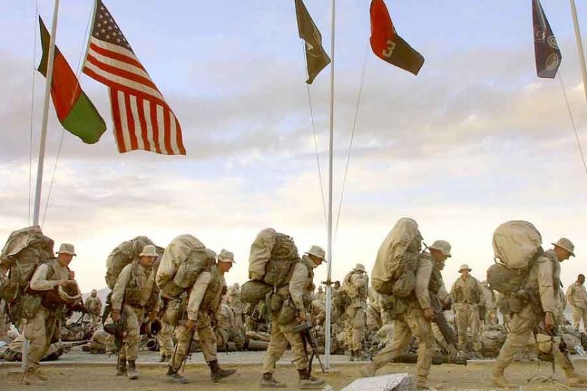 ABD anlaşmayı devreye soktu: Askerler çekiliyor...