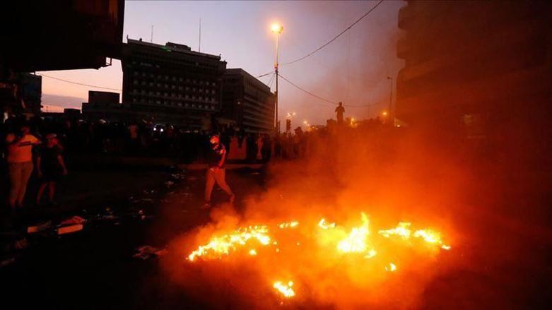 Bağdat'ta 4 ayrı noktada patlama