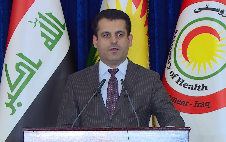 Berzenci: Kürdistan'da 11 yeni vaka tespit edildi