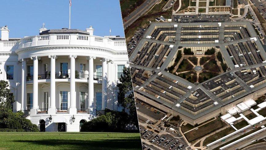 Coronavirüsü | Beyaz Saray, Kongre ve Pentagon kapatıldı