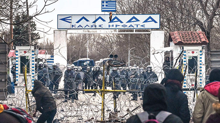 BM'den Yunanistan'a sığınmacı tepkisi