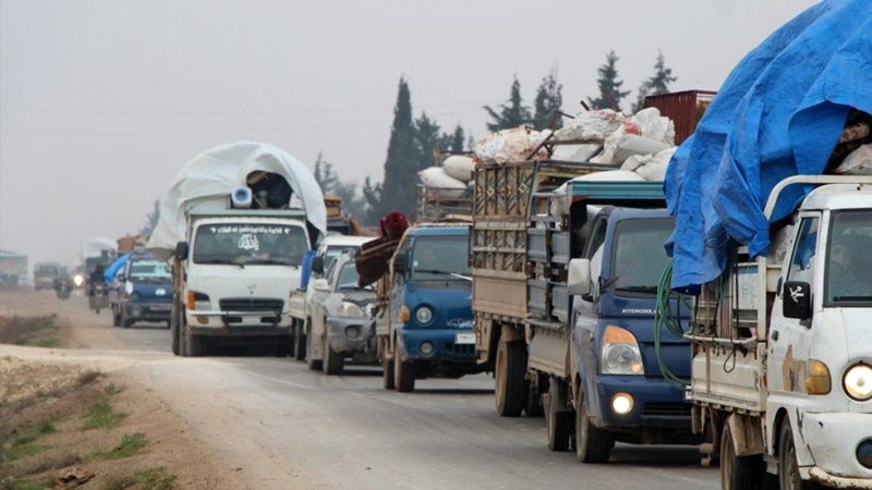 BM'den İdlib uyarısı: Kaçabilecekleri hiçbir yer kalmadı!