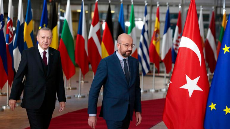 Brüksel toplantısı: Erdoğan aniden ayrıldı