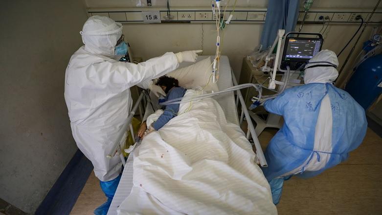 Kürdistani | Kerkük'te Coronavirüs hastaları iyileşti...